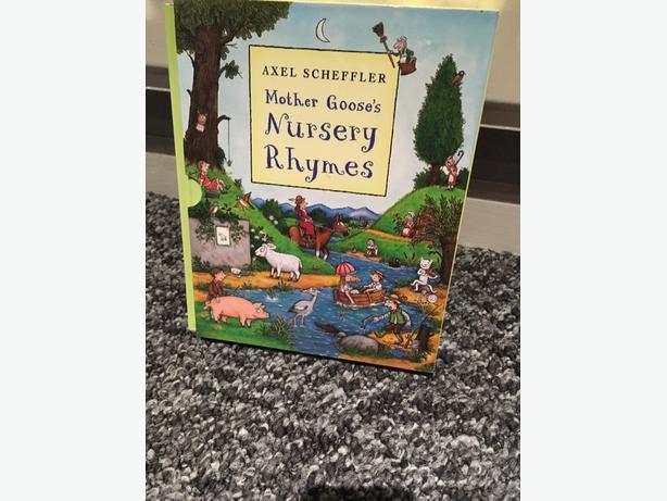 Nursery Rhymes book set