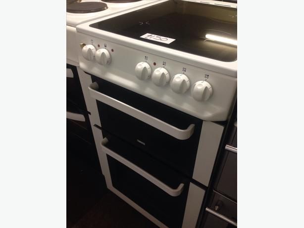 ZANUSSI 50CM CERAMIC TOP ELECTRIC COOKER0