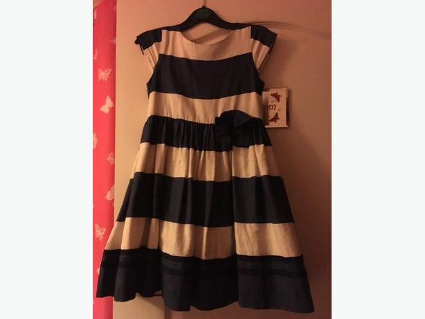Age 8 party dress