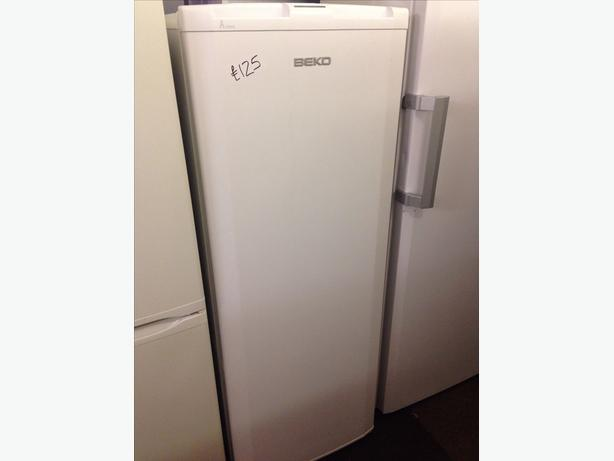 WHITE BEKO FREEZER