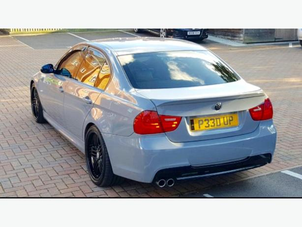 2007 BMW 325D MSPORT NARDO GREY