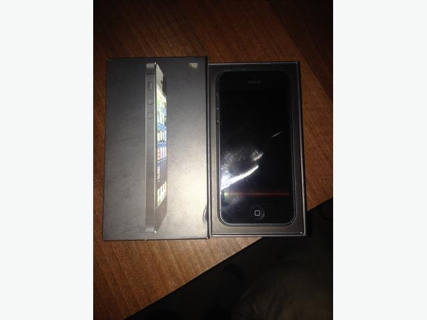 Iphone 5 Space Grey 16gb