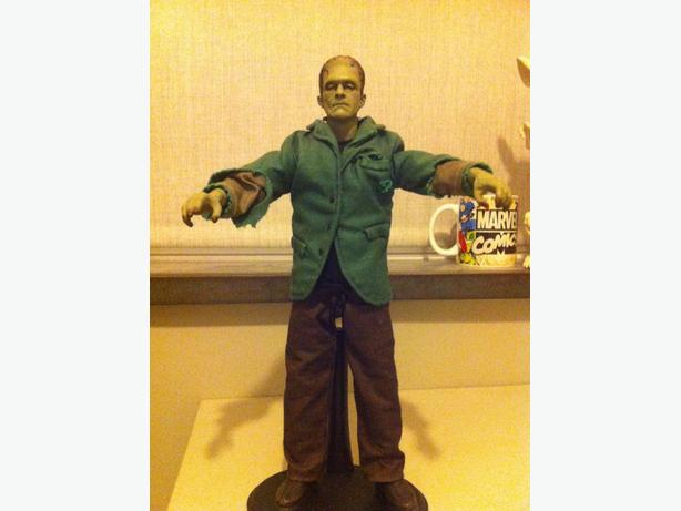 1/6 Frankenstein Figure