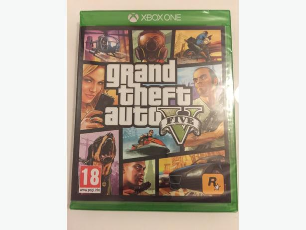 GTA 5 GAME (XBOX ONE)