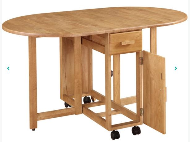 Debenhams folding dining table