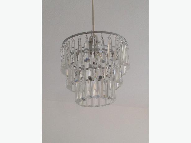 Laura Ashley Issy ceiling pendant lights (Pair)