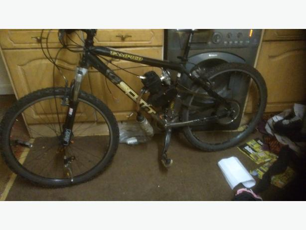 Scott mountain bike / motorbike