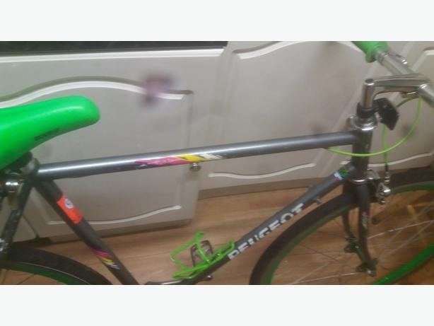 peugeot race bike