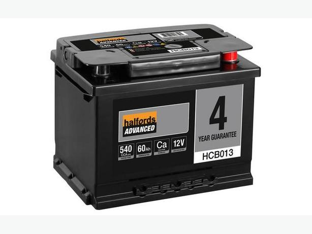 Car Battery HCB013