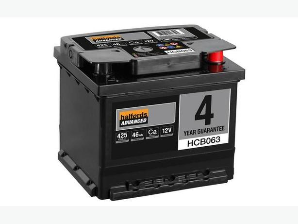 12V Calcium Car Battery HCB063