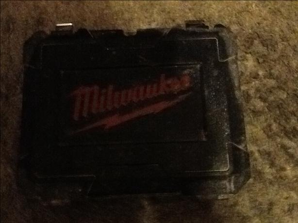 Milwaukee. Cordless. Impact. Driver.