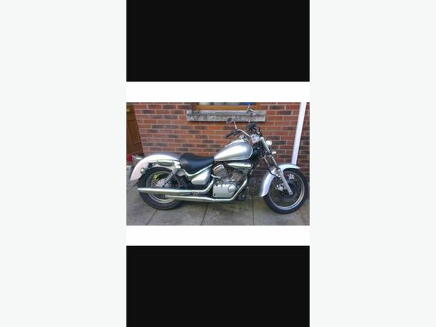 SUZUKI INTRUDER VL 125 CUSTOM CHOPPER NON RUNNER 699 Or NEAREST OFFER