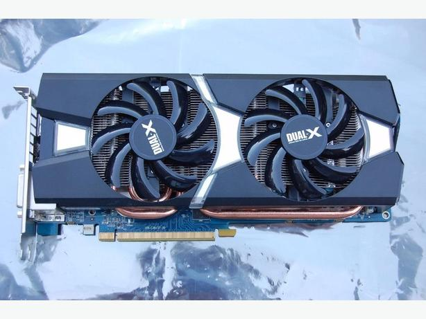Radeon R9 280X 3 gig gaming card