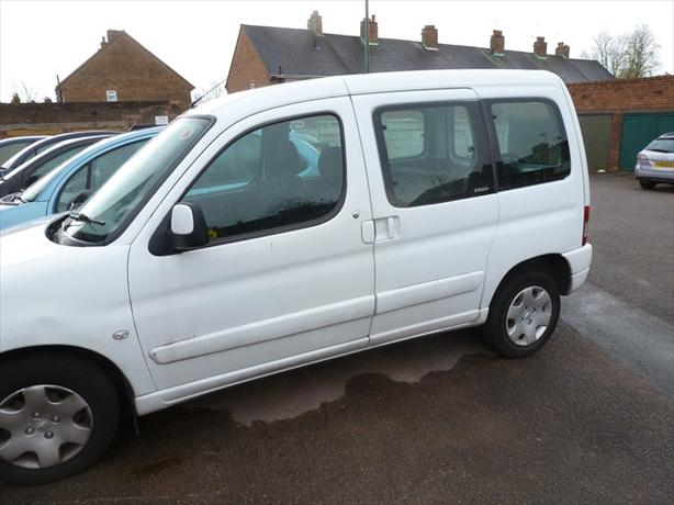 citroen berlingo multispace 2006 1.6hdi diesel non runner