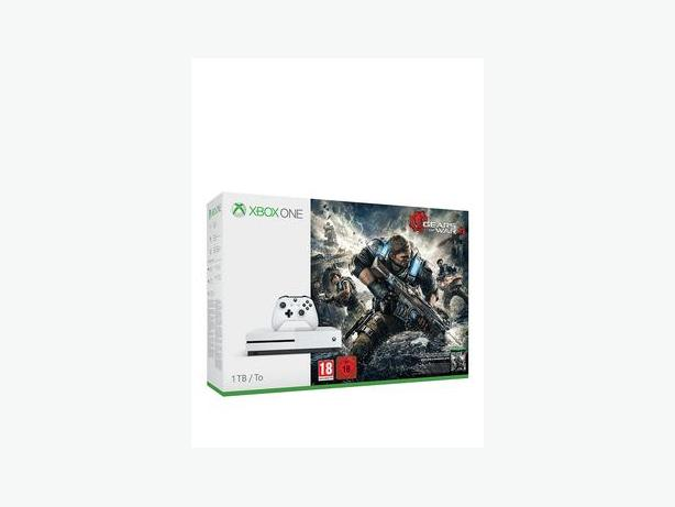 BRAND NEW XBOX ONE S 1T WITH NEW GAME CHEAP