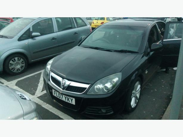 2007 vauxhall vectra 1.9 cdti sri 150bhp 6 speed