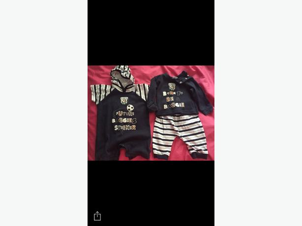 albion baby suits