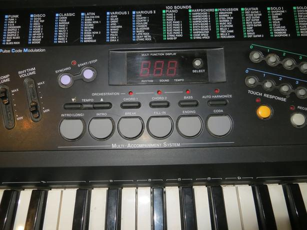Concertmate electronic keyboard