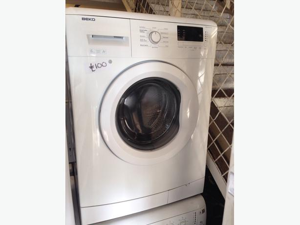 6KG BEKO LCD DISPLAY WASHING MACHINE