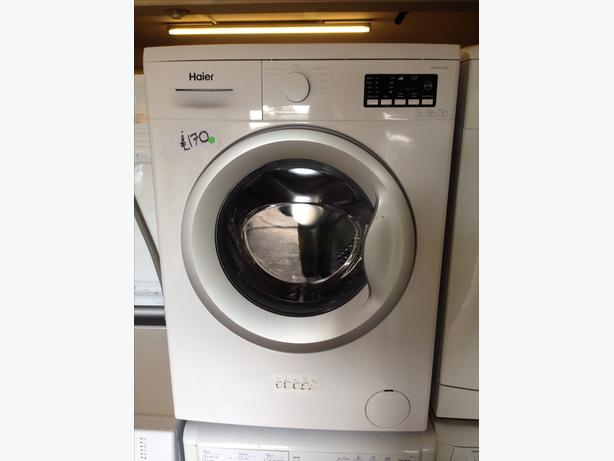 HAIER 6KG WASHING MACHINE WHITE