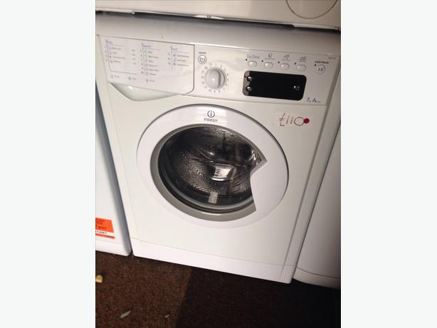 INDESIT 7KG WASHING MACHINE WHITE1