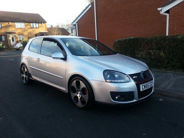 MK5 GOLF GTI TFSI 260BHP 2005 FSH HEATED LEATHER...PX WELCOME