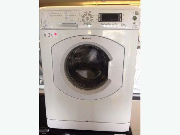 8KG HOTPOINT WASHING MACHINE02