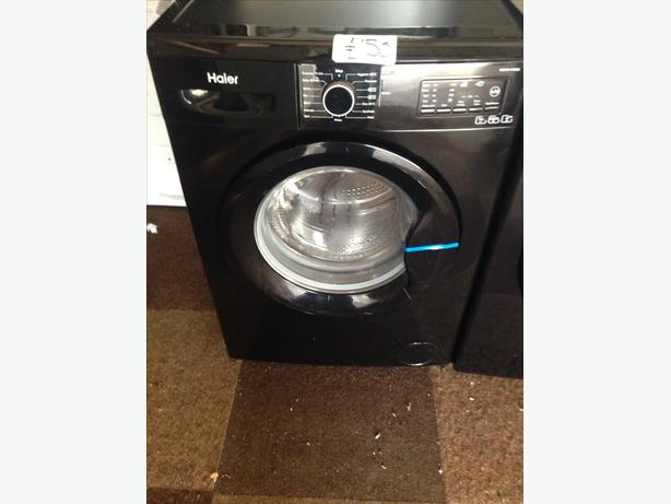 GRADED BLACK HAIER 7KG WASHING MACHINE