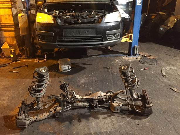 FORD FOCUS C MAX SUSPENSION