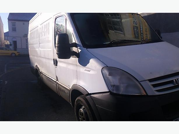 Iveco Daily  2.2 Diesel LWB Superb drive and power 2007