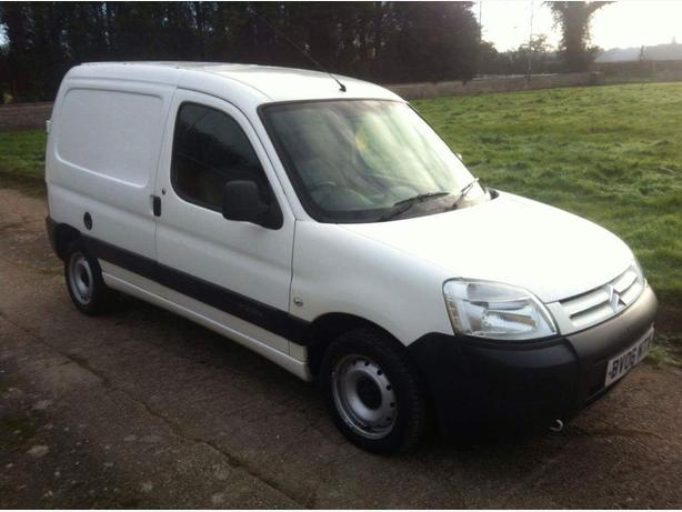 Citroen Berlingo Van 2.0HDi 2006 MOT until July 2017