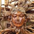 BESPOKE HANDCARVED SOLID WOOD SCULPTURE