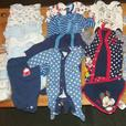Baby boy newborn and 3-6months bundle