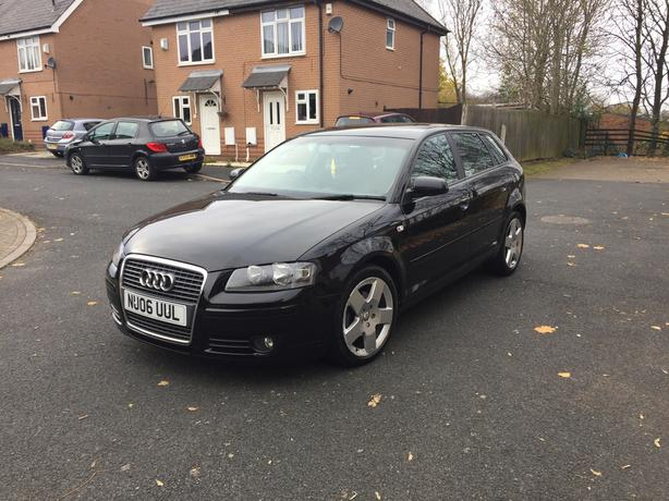 Audi A3 1.6 special edition 5 door 06reg