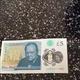 New five pound note