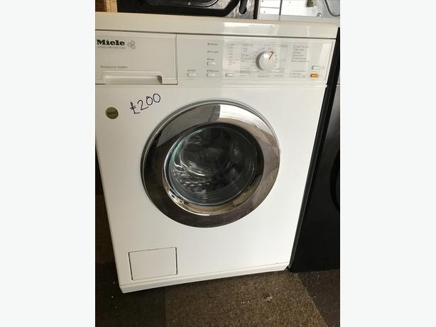 WE HAVE LOTS OF MIELE WASHING MACHINES TO CHOOSE FROM