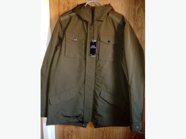 brand new next mens coat