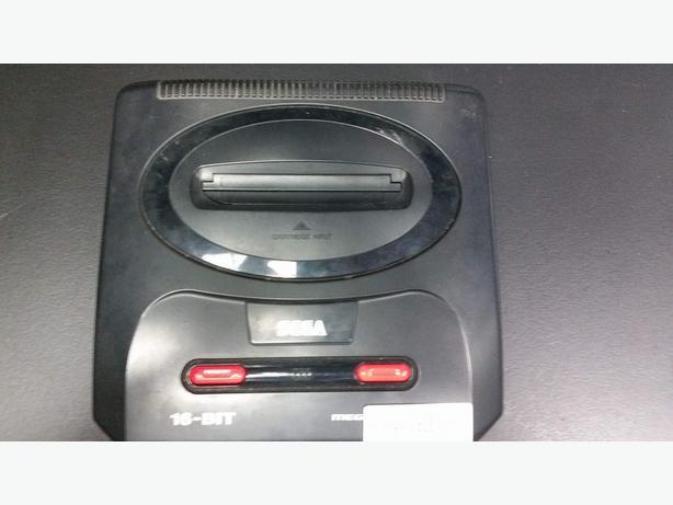 MegaDrive 2 Console