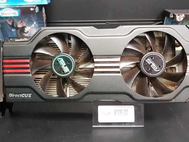 Asus GTX 680 DirectCUII