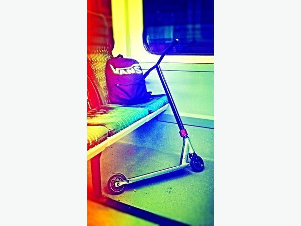blunt apex scooter