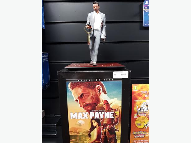 Max Payne 3 Limited Edition