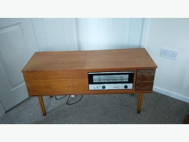 original Retro radiogram