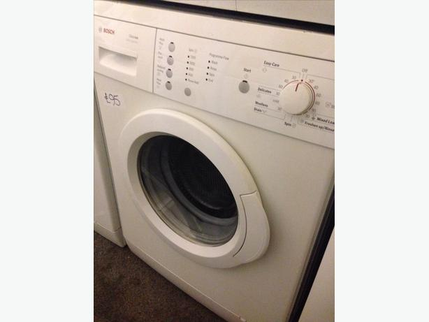 BOSCH CLASSIXX 6KG WASHING MACHINE0