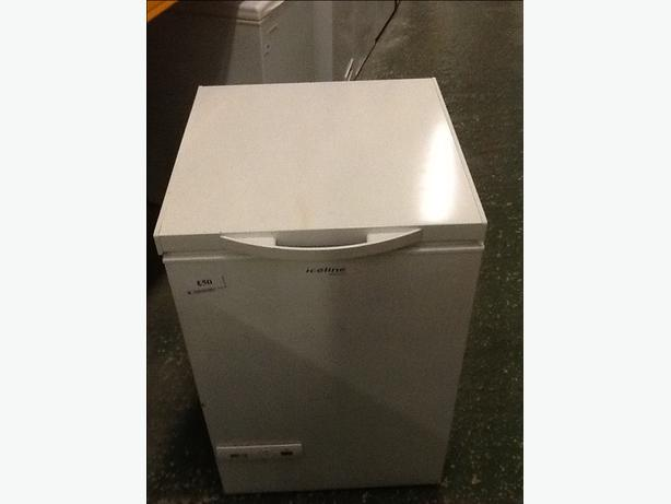 50cm wide box freezer at Recyk appliances