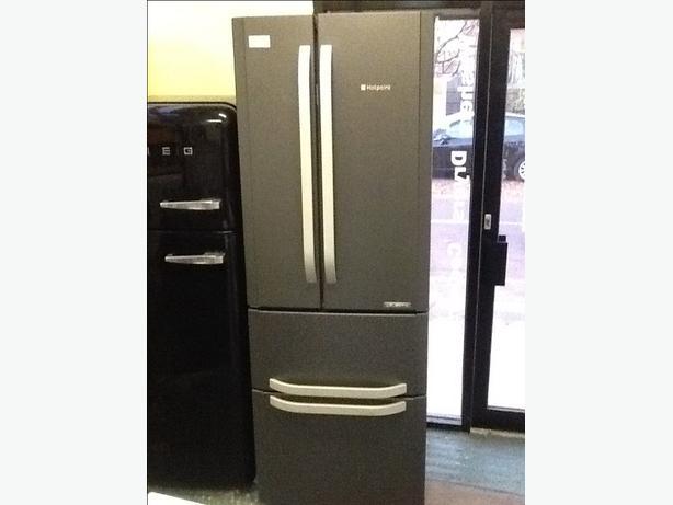 Quadrio hotpoint huge fridgefreezer free delivery