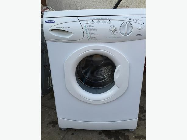!!!HOTPOINT 6 KG 1200 SPIN WASHING MACHINE FULLY SERVICED!!!