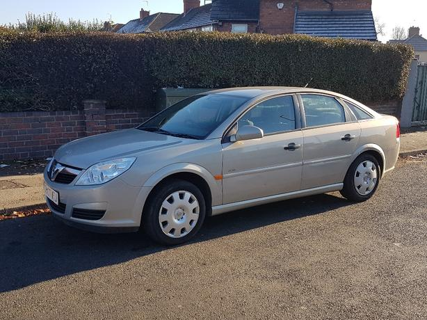 2007 VAUXHALL VECTRA 1.8 LIFE LONG MOT WITH TOWBAR
