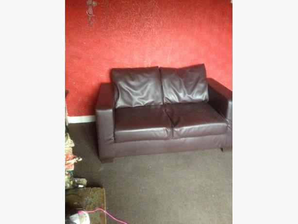 2x2 seater sofas