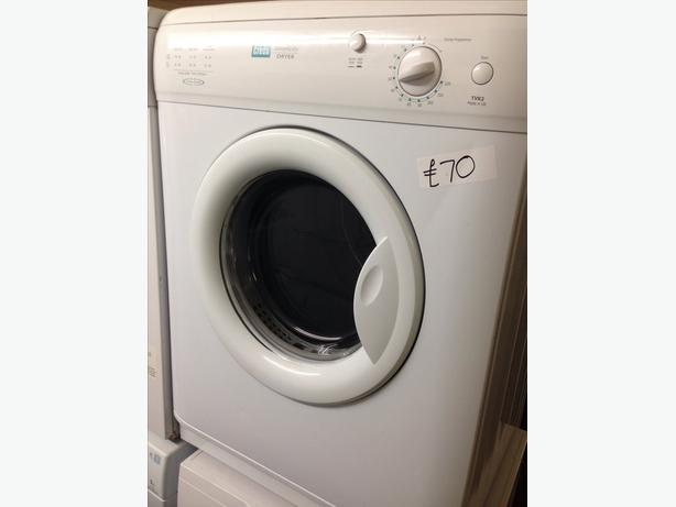 CREDA 6KG VENTED DRYER0