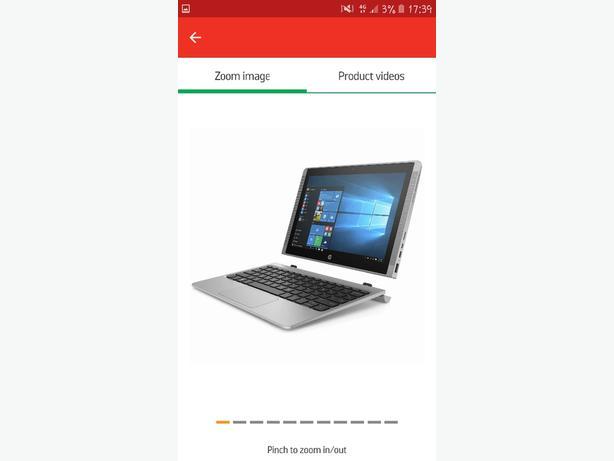hp 2 in 1 laptop